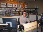 Dick Lyons in Studio