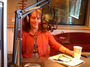 Photo of Rory Bakke in studio